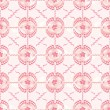 Abstract seamless floral pattern — Stock Vector