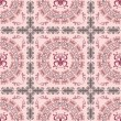 Abstract seamless pink pattern — ベクター素材ストック