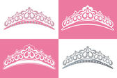 Tiara — Stock Vector