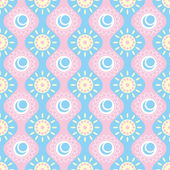 Seamless Bright Pattern — Stock Vector
