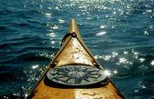 Sea kayak — Stock Photo