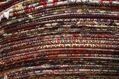 Persian carpet — Stock Photo