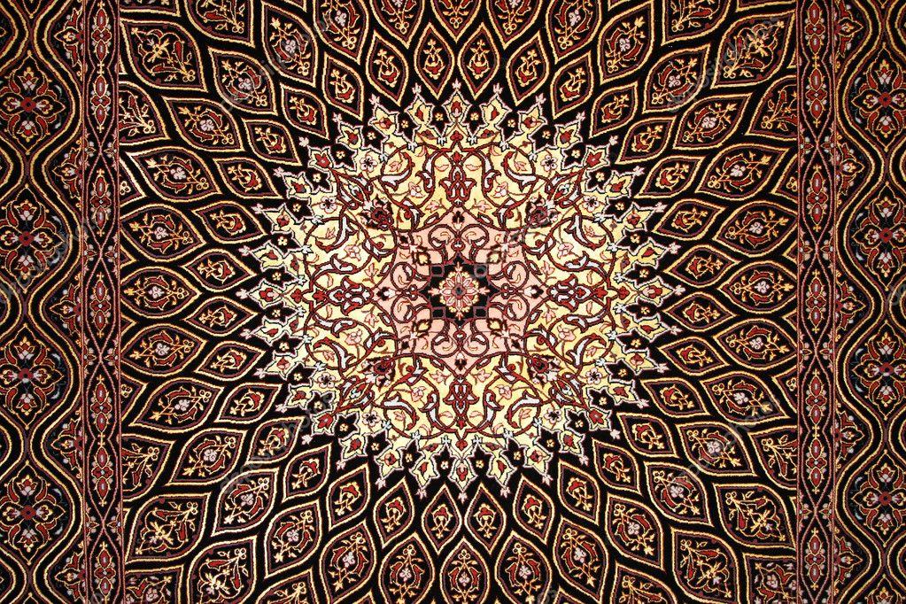 Persian Carpets Designs Persian Carpet — Photo by
