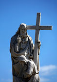 Religious statue — Stock Photo