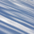 Snow Shadows — Stock Photo