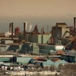 Steel Mill — Stock Photo #2973501