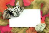 Autumn Invitation — Stock Photo