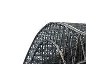 Puente de acero — Foto de Stock