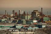 Steel Mill — Stock Photo