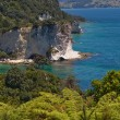 Cathedral cove — Stock fotografie
