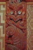 Tallas maoríes — Foto de Stock