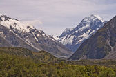 Mount Cook — Stock Photo