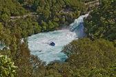 Huka falls whitewater — Foto Stock