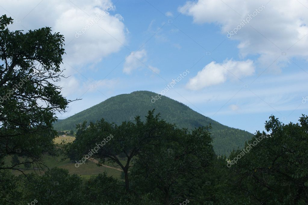 Mountian — Stock Photo #2978264