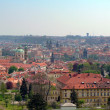 Czechia. Prague. Hradcany. Panorama — Stock fotografie