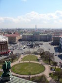 Mariinsky Palace from St Isaac`s Cathedral — Stock Photo