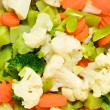 Steamed vegetables — Lizenzfreies Foto
