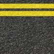 Royalty-Free Stock Photo: Road texture with lines