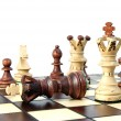Chess competition — Foto de Stock