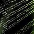 Html internet code — Stock Photo