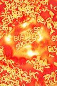 企业的成功 — Stockfoto
