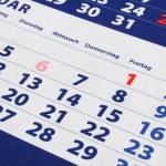 Calendar — Stock Photo #3013858