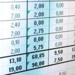 Business data — Stock Photo #3014712
