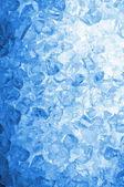 Fondo abstracto blie hielo — Foto de Stock