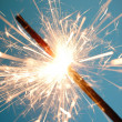 Abstract sparkler background — Stock Photo