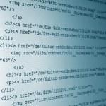 Computer code — Stock Photo