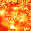 business success — Zdjęcie stockowe
