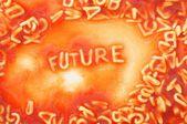 Zukunft prognose — Stockfoto