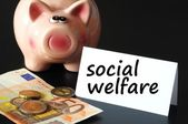 Social welfare — Stockfoto