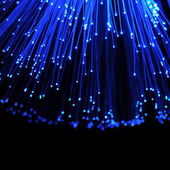 Fiber optics — Stock Photo