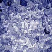 Square ice background — Foto Stock
