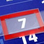 Calendar — Stock Photo #3062914