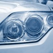 Headlight of car — Stock Photo #3062936