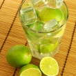 Caipirinha and copyspace - Stock Photo