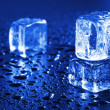 Cool ice cubes — Stock Photo #3292147