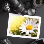 Photography equipment — Stock Photo