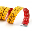 Measuring tape — Foto de Stock