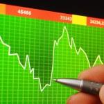 Stock market — Stock Photo #3305753