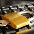 Stock Photo: Secure online banking