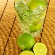Stock Photo: Caipirinha
