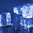 Cool ice cubes — Stock Photo #3352584
