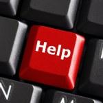 Help — Stock Photo #3352850