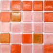 Stock Photo: Mosaic of tiles