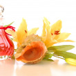 Massage oil — Stock Photo #3375715