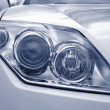 Headlight of car — Stock Photo #3439229