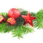 Xmas or christmas still life — Stock Photo #3441638